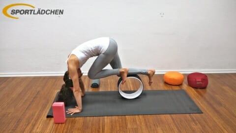 Yoga Wheel Uebungen A2