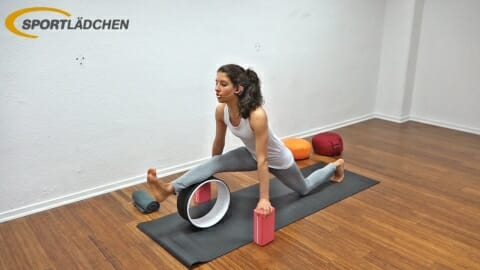 Yoga Wheel Uebungen B2