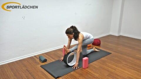 Yoga Wheel Uebungen B3
