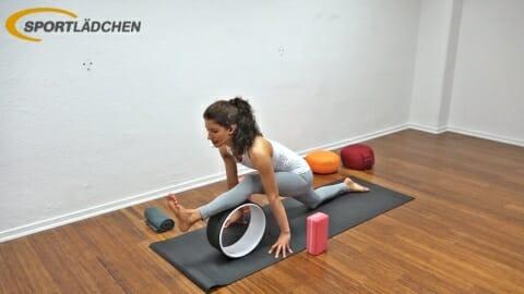 Yoga Wheel Uebungen B4