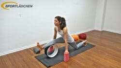 Yoga Wheel Uebungen B2