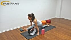 Yoga Wheel Uebungen B4