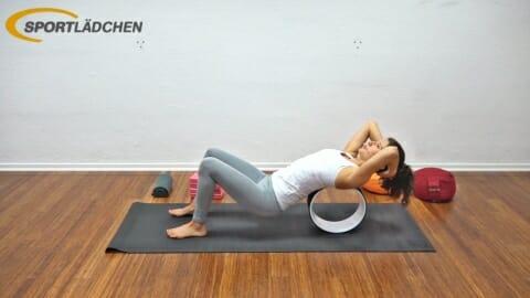 Yoga Wheel Uebungen C3