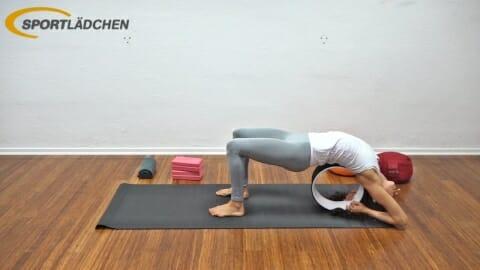 Yoga Wheel Uebungen D3