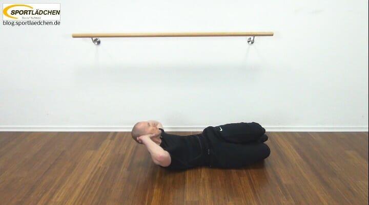 Bauchmuskeltraining zu HauseFitness Blog Sportlädchen