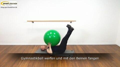 Ball werfen 2a