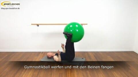 Ball werfen 2b