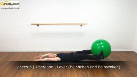 Ueberzug Uebergabe Lever 5b