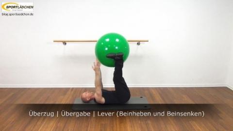 Ueberzug Uebergabe Lever 5a
