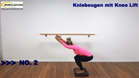 BP Kniebeuge Knee Lift 1