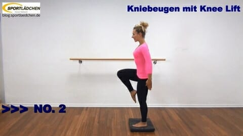 BP Kniebeuge Knee Lift 2