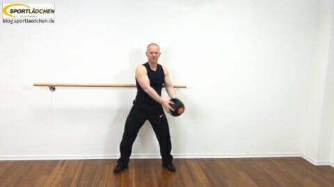 Core Training Workout Uebung 6 Variante A Bild 3