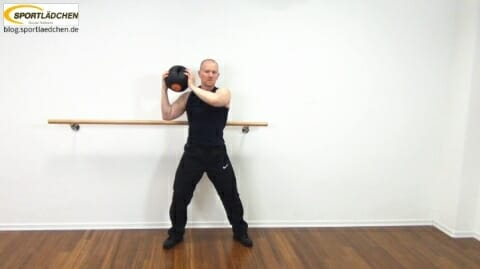 Core Training Workout Uebung 6 Variante B Bild 0