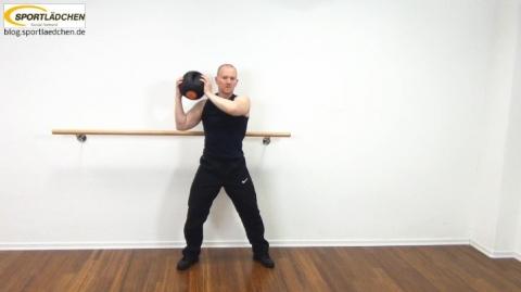 Core Training Workout Uebung 6 Variante B Bild 0