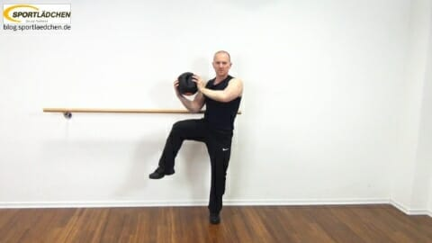 Core Training Workout Uebung 6 Variante C Bild 0