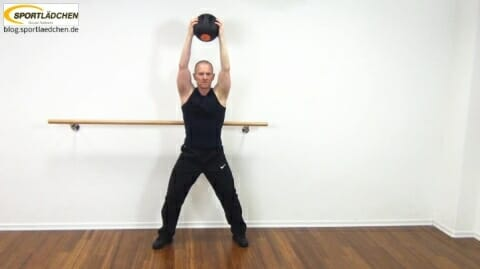 Core Training Workout Uebung 6 Variante C Bild 1