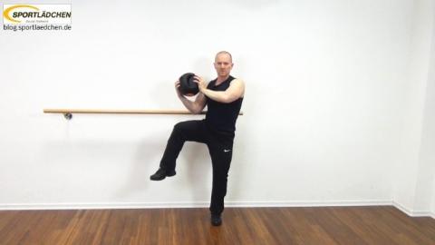 Core Training Workout Uebung 6 Variante C Bild 0