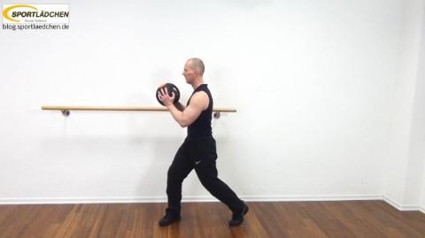 Core Training Workout Uebung 7 Bild 1