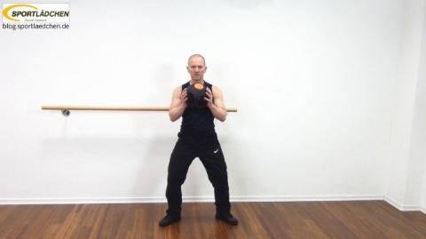 Core Training Workout Uebung 7 Bild 2