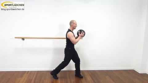 Core Training Workout Uebung 7 Bild 3