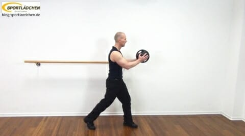 Core Training Workout Uebung 7 Bild 4