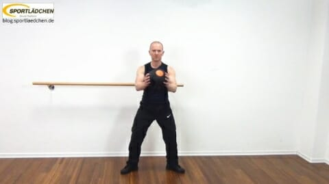 Core Training Workout Uebung 7 Bild 5