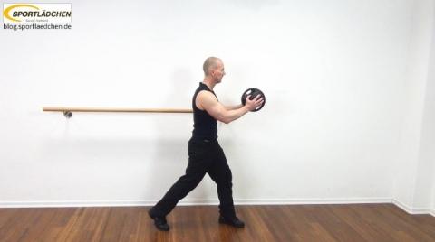Core Training Workout Uebung 7 Bild 4