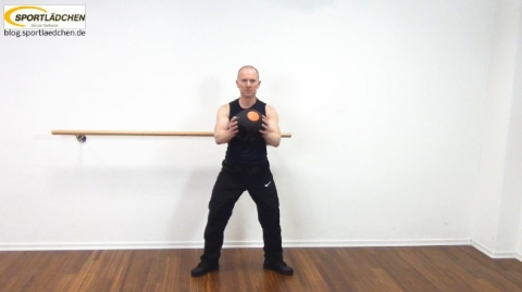 Core Training Workout Uebung 7 Bild 5
