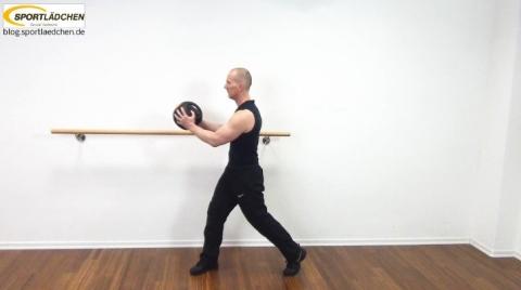 Core Training Workout Uebung 7 Bild 6