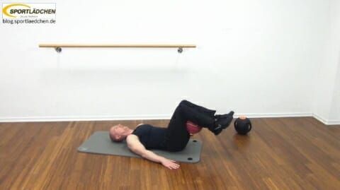 Core Training Workout Uebung 2 Bild 1