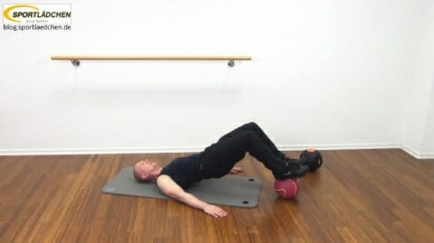 Core Training Workout Uebung 4 Variante A Bild 1
