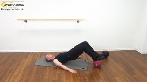 Core Training Workout Uebung 4 Variante A Bild 1