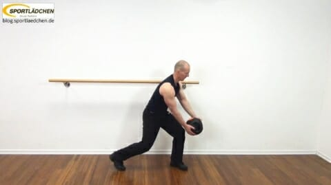 Core Training Workout Uebung 5 Bild 1
