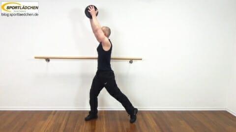 Core Training Workout Uebung 5 Bild 2