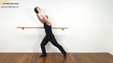 Core Training Workout Uebung 5 Bild 3
