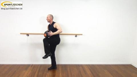 Core Training Workout Uebung 5 Bild 4
