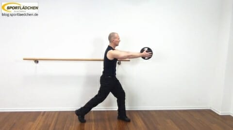 Core Training Workout Uebung 7 Bild 7