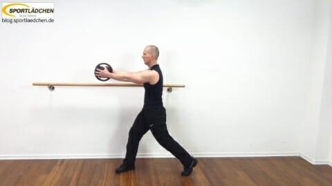 Core Training Workout Uebung 7 Bild 9