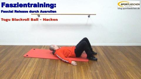 Faszien Fitness Nacken 1