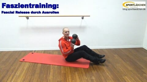 Faszien Fitness Unterer Ruecken 1