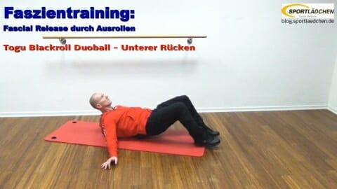 Faszien Fitness Unterer Ruecken 2