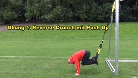 1_Reverse Crunch und Push up B