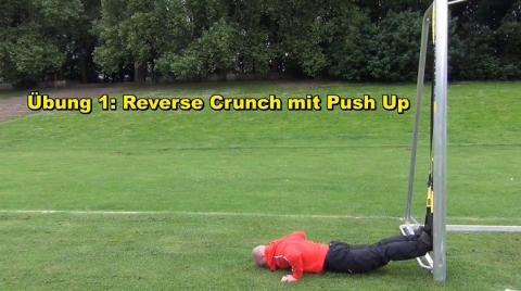 1_Reverse Crunch und Push up C