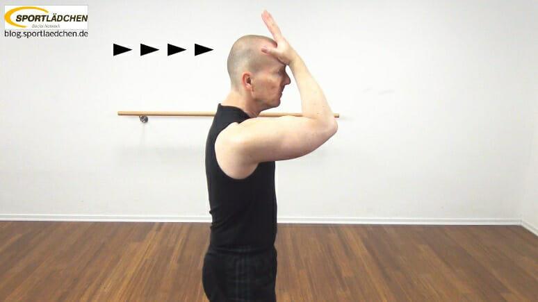 Isometrische Übungen
