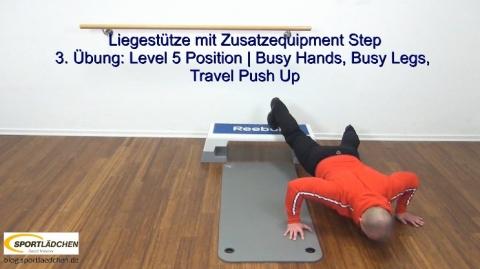 Liegestuetze Teil 1 Busy Hands Busy legs 2