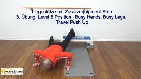 Liegestuetze Teil 1 Busy Hands Busy legs 3