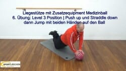 Liegestuetze Teil 1 Push up Jack 1