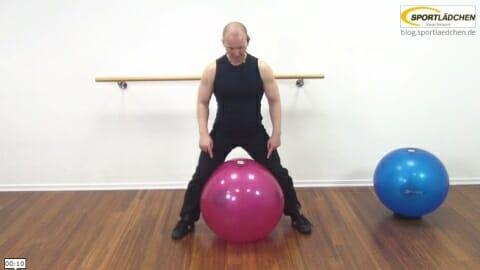 Pendy Ball Beckenstabilisation 2