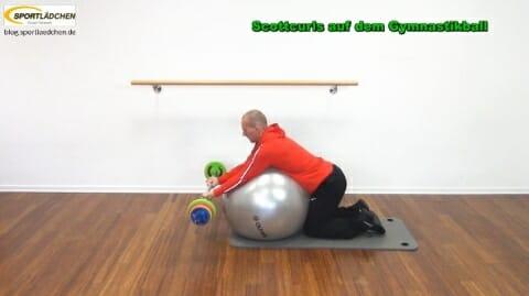 Scott Curls Gymball 1
