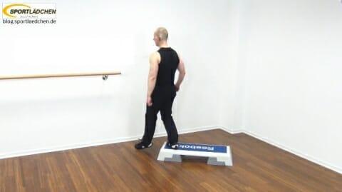 Step Aerobic Choreo 15 Bild 1